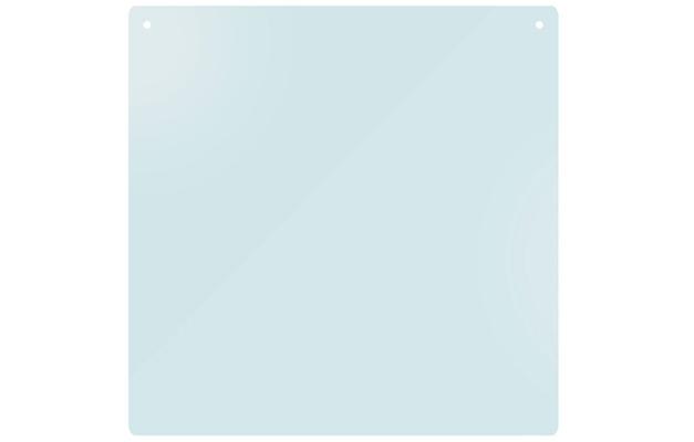Plexiglas Hangscherm 100 x 100 cm