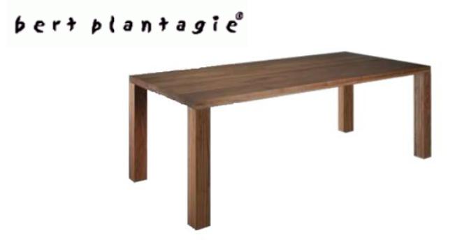 Pure Tafel van Bert Plantagie EIKEN HOUT 100x200cm